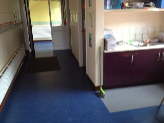 New floor halla 4