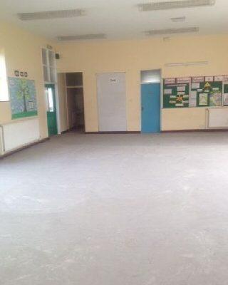 new floor halla