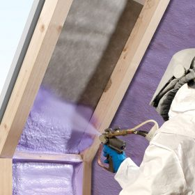 Spray foam insulation cork supreme spray foam - Cork insulation home ...